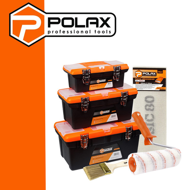 POLAX Строительные инструменты
