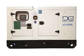 Дизельный Генератор DE-110RS-Zn 79 КВт (Оцинкованный)