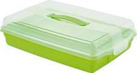 Контейнер большой прямоугольный зеленый 450Х295Х111мм Curver CR-0098-3