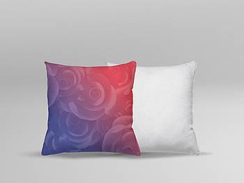 """Декоративная подушка для сублимации с принтом """"8 Марта"""" 35х35см.8В 5902"""