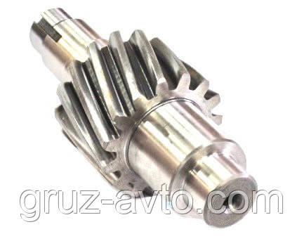 Шестерня КАМАЗ ведуча циліндрична Z-15 виробництва ВАТ КАМАЗ крок різьби 1,5 мм / 5320-2402110-40