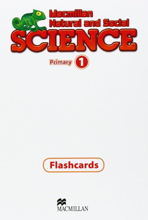 Macmillan Natural and Social Science 1 Flashcards