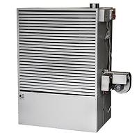 Автоматические воздухонагреватели на отработанном масле