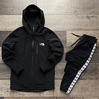 Комплект мужской Ветровка + Штаны The North Face xx Adidas | Спортивный костюм весенний осенний ЛЮКС качества, фото 1