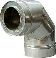 Колено термоизолированное 50°-90°, фото 1