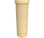 Керамическая труба простая RP Ø180 L660