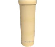 Керамическая труба простая RP Ø140 L660