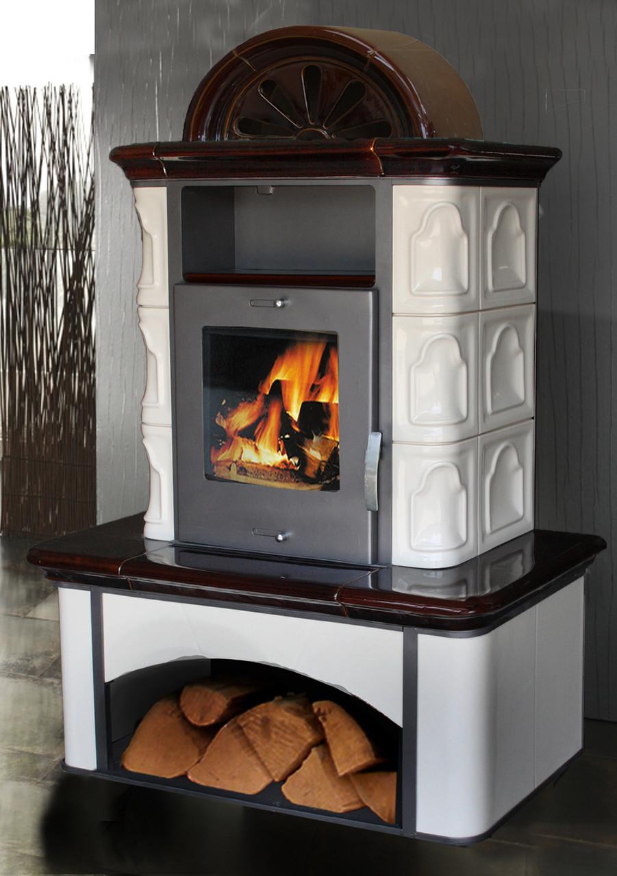 Кафельная печь BREMEN mit kuppel Kaminofen