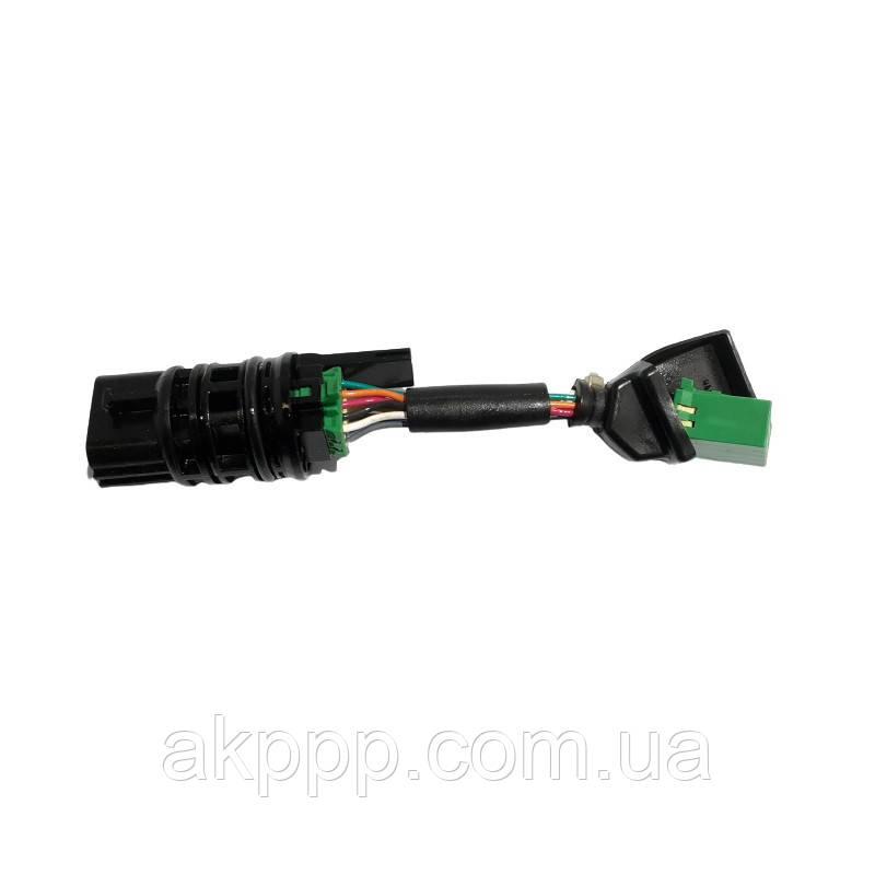 Коннектор АКПП JR710E, RE7R01A, JR711E, RE7R01B гидроблока, снято с новой коробки