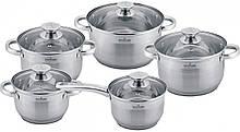 Набор посуды 10 предметов MAXMARK MK-3510