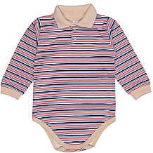 Боді-поло дитячий для хлопчика р. 80-92 ТМ Татошка