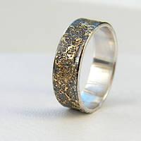 Уникальное обручальное кольцо от WickerRing