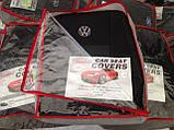 Авточохли на Volkswagen Golf 6 Variant 2008-2012 універсал Favorite на Фольксваген Гольф 6 Варіант, фото 5