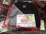 Авточохли на Volkswagen Golf 6 Variant 2008-2012 універсал Favorite на Фольксваген Гольф 6 Варіант, фото 7