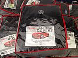 Авточохли на Volkswagen Golf 6 Variant 2008-2012 універсал Favorite на Фольксваген Гольф 6 Варіант, фото 10