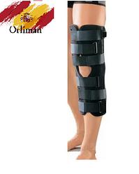 Тутор на колено IR-5100 Orliman (бандаж для иммобилизации, фиксатор на коленный сустав)