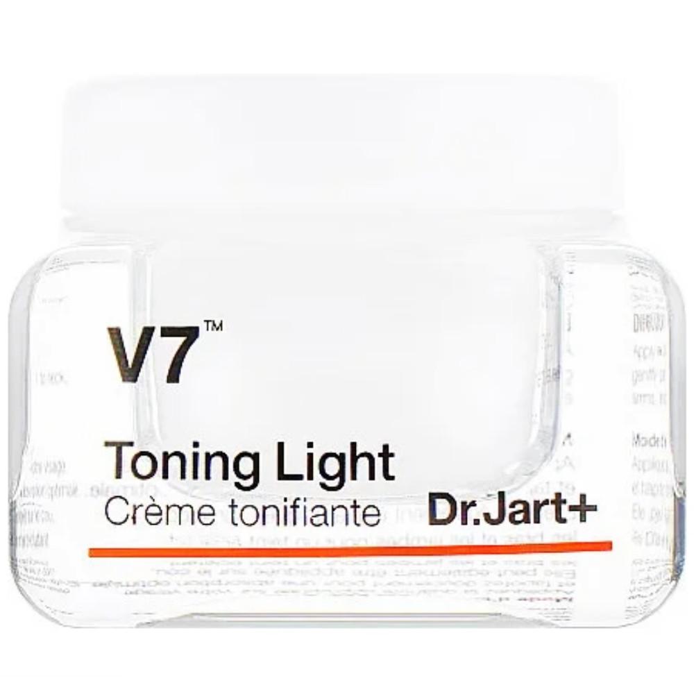 Миниатюра увлажняющего крема для лица Dr.Jart+ V7 Toning Light Mini 15 мл