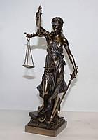 Статуэтка Фемида Veronese 32 см, богиня правосудия