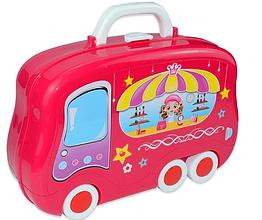 Дитячий набір перукаря у валізі Hola 3+ (3109)