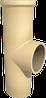 Керамический тройник 90 TR Ø 140