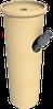 Керамический конденсатоотвод высокий Ø100
