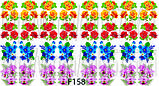 Слайдер дизайн для ногтей цветочные, фото 8