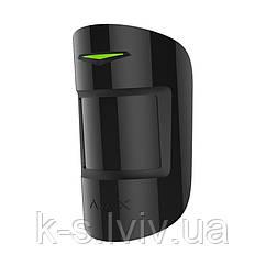 Інфрачервоний датчик руху з додатковим захистом від хибних тривог Ajax MotionProtect Plus