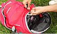 Рюкзак KingCamp ORCHID KB4219 (95069) красный 40 л, фото 6