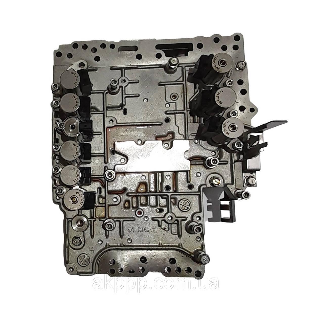 Гидроблок АКПП JR710E, RE7R01A, JR711E, RE7R01B, снято с новой коробки