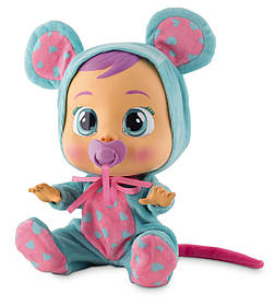 Інтерактивна лялька плакса Мишка Лала Плаче немовля Cry Babies Lala 10574