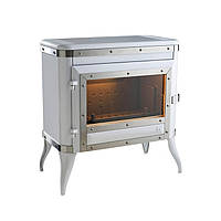 Чугунная печь Invicta Tennessee (белая эмаль)
