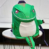 Рюкзак детский динозавр, фото 9