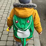 Рюкзак дитячий динозавр, фото 10