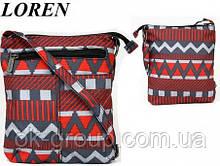 Молодежная сумка через плечо Loren LDN-13 2725