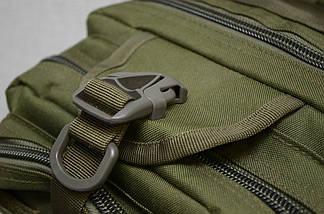 Рюкзак тактичний (штурмовий) 25л, фото 2