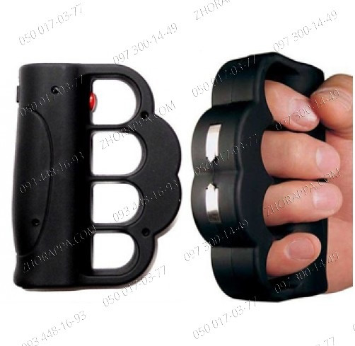 Электрошокер Кастет Blast Knuckle Type Эшу Оса 008 Vip новинка из США 2015 года Шокер-кастет Оригинал Шокеры - Интернет магазин подарков и товаров для дома «Жораппа в Киеве