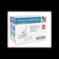 Компресорний інгалятор Gamma Effect Max для діток