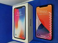 Apple Iphone X 64GB Space Gray (идеал) #1321ВР