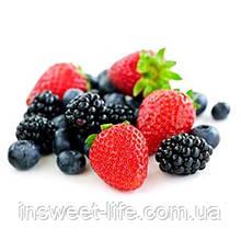 Рідкий Ароматизатор лісова ягода з цветом1кг/флакон