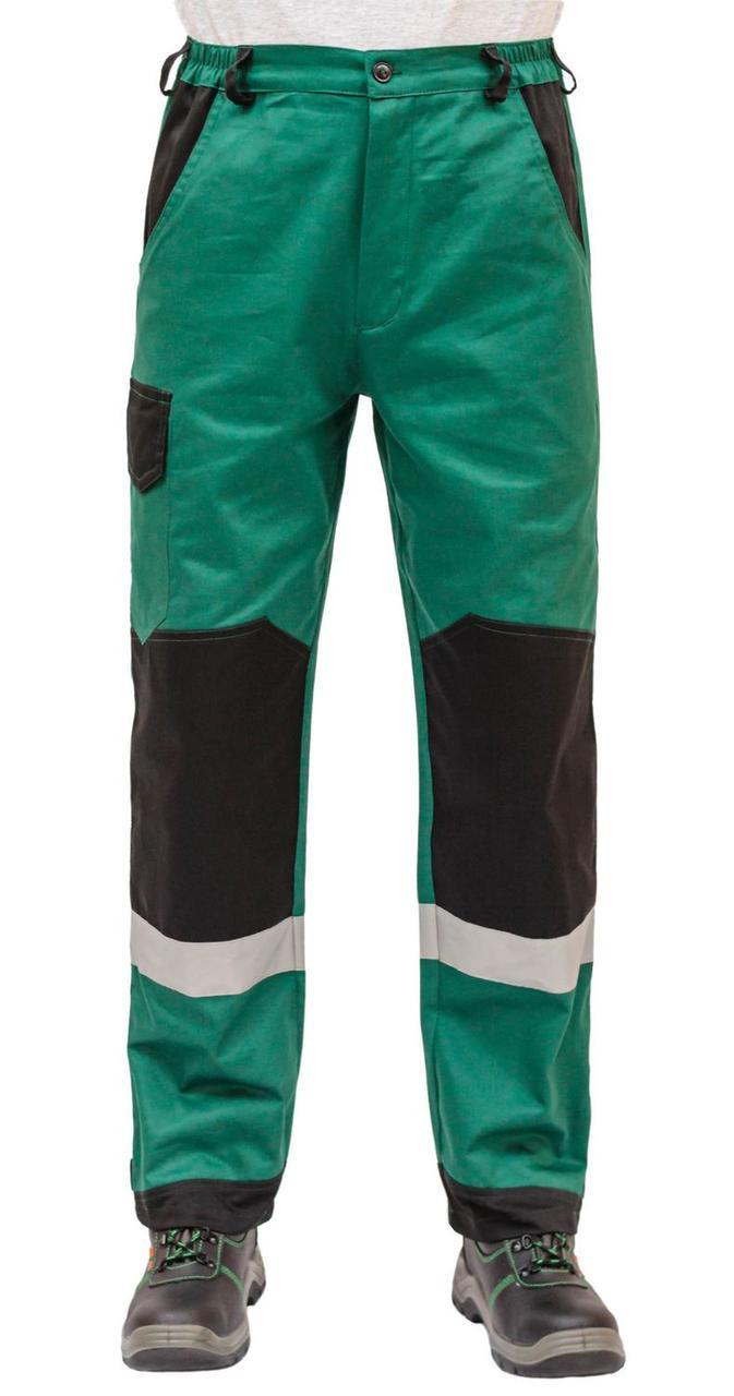 Робочі штани FREE WORK Алекс зелений