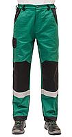 Робочі штани FREE WORK Алекс зелений, фото 1