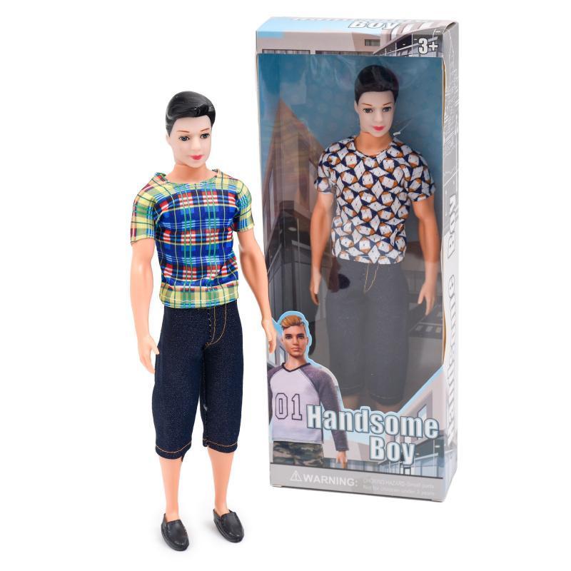 Кукла мальчик Handsome Boy