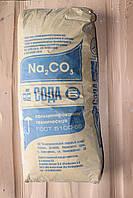 Сода кальцинированная марка Б Россия мешок 40 кг