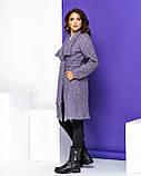 Кардиган-пальто женский букле с начёсом (3 цвета, р.44,46,48,50), фото 9