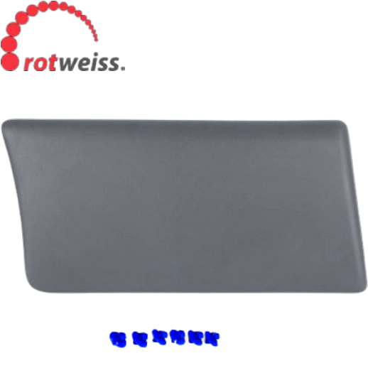 Молдинг кузова последняя часть, правый на Renault Trafic (2001-2014) Rotweiss (Турция) RWS1165