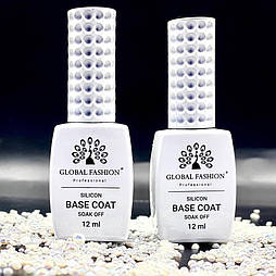 База Global Fashion SILICON base coat soak off 12 мл