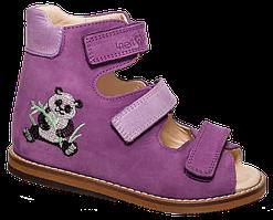 Ортопедичні сандалі при косолапии 08-804 AV р-н. 21-30