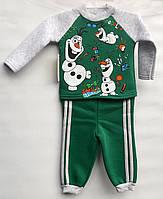 Костюм повседневный для мальчика 1-3 года PITI Snowman