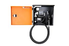 DELTA AC-70 — Мини заправка в металлическом ящике с электронным счетчиком, 220В, 70 л/мин