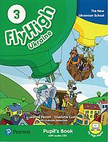 Fly High Ukraine 3 Pupil's Book